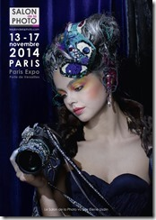 Affiche salon de la Photo 2014 - photo Elene Usdin